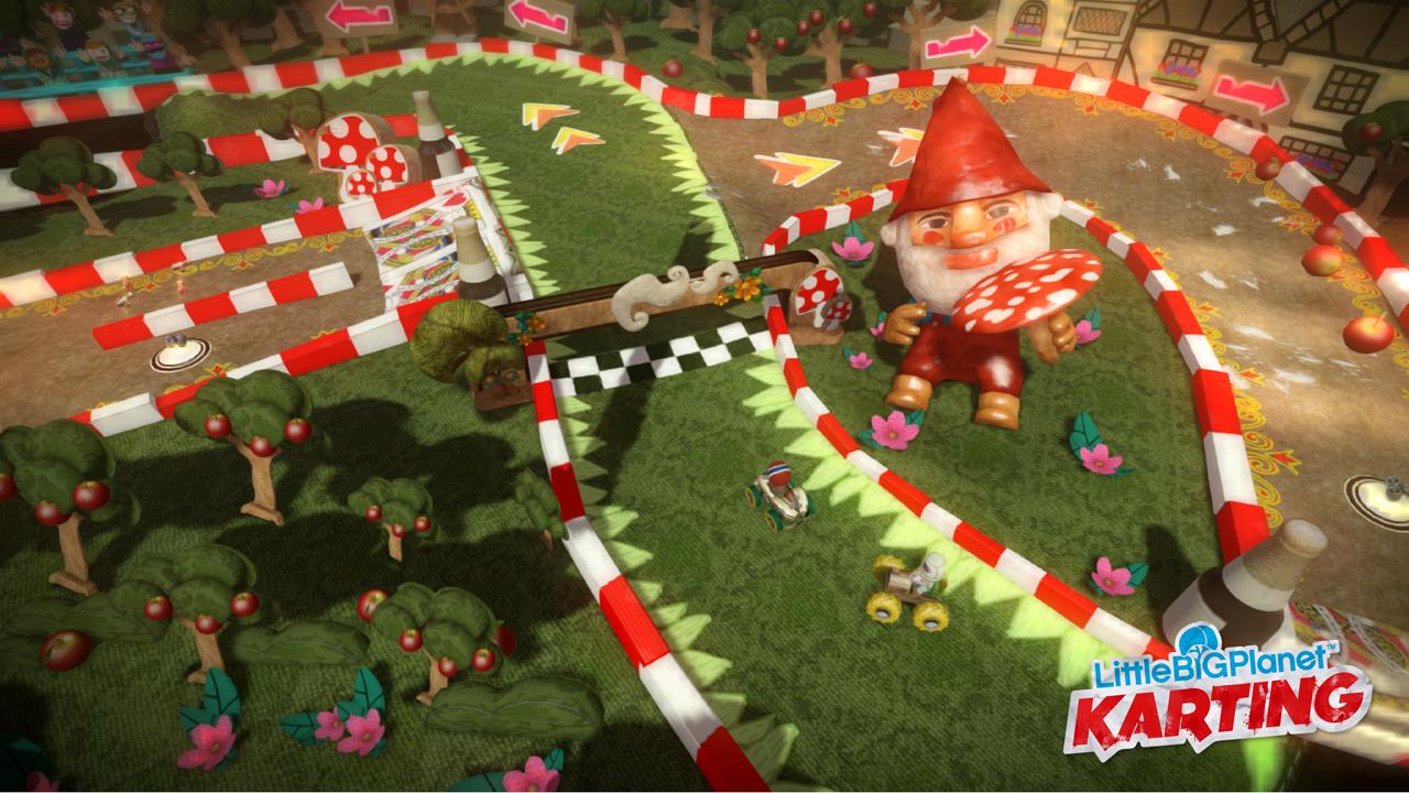 Littlebigplanet Karting Screen2 Game2gether
