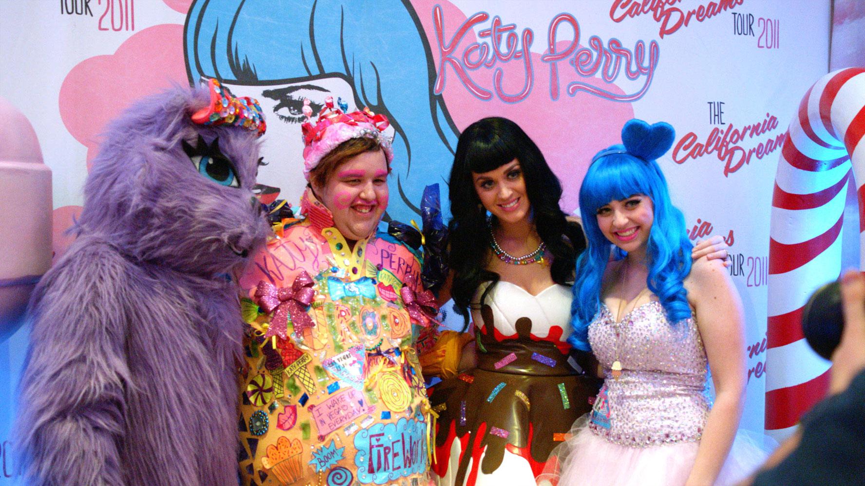 Katy Perry Kalifornien Mädchen
