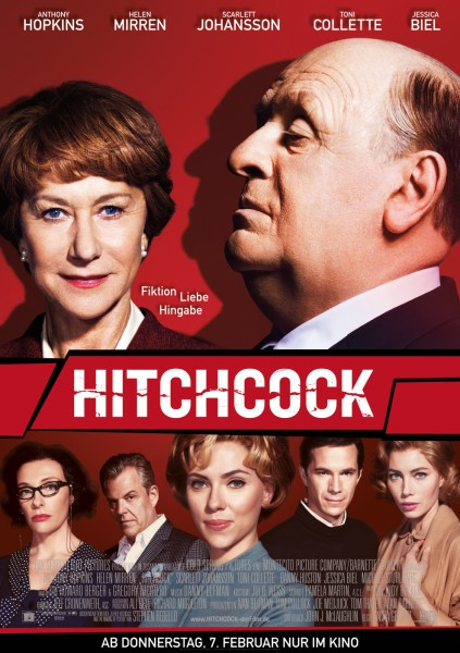 Hitchcock Filmplakat