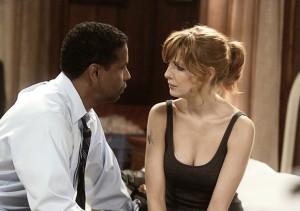Whip (Denzel Washington) und Nicole (Kelly Reilly) freunden sich an