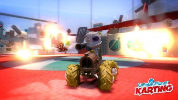 LittleBigPlanet Karting 3