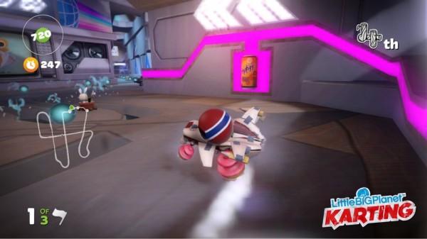 LittleBigPlanet Karting 4