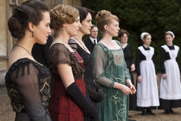Downton Abbey Staffel 2.2