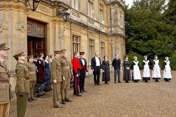 Downton Abbey Staffel 2.3
