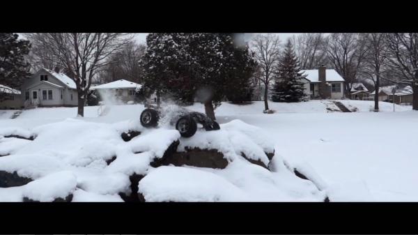 Erevo Winter Monster