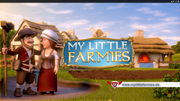 My little farmies startet in die open beta game2gether for My little farmies