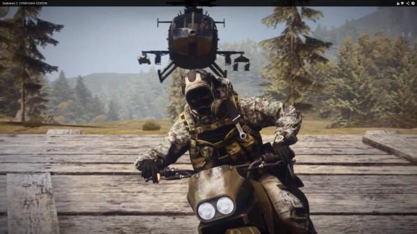 Battlefield 3 Gymkhana Dirtbike