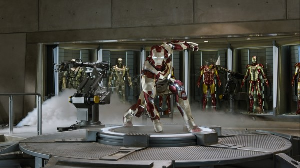 Iron Man 3 - Hall of Armor