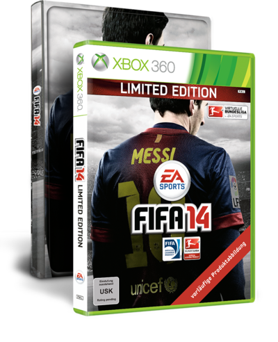 fifa 14 ea sports k ndigt 4 verschiedene versionen an game2gether. Black Bedroom Furniture Sets. Home Design Ideas