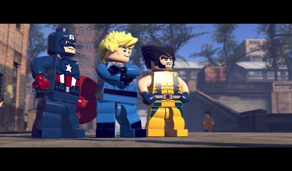 LEGO Marvel Super Heroes Bild 1