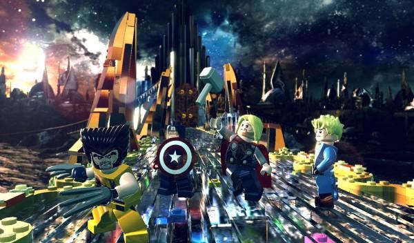 LEGO Marvel Super Heroes Bild 2