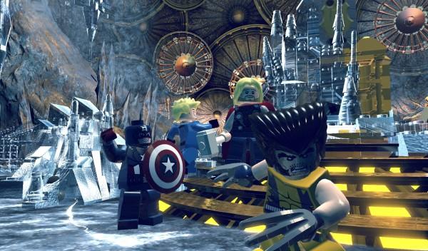 LEGO Marvel Super Heroes Bild 5