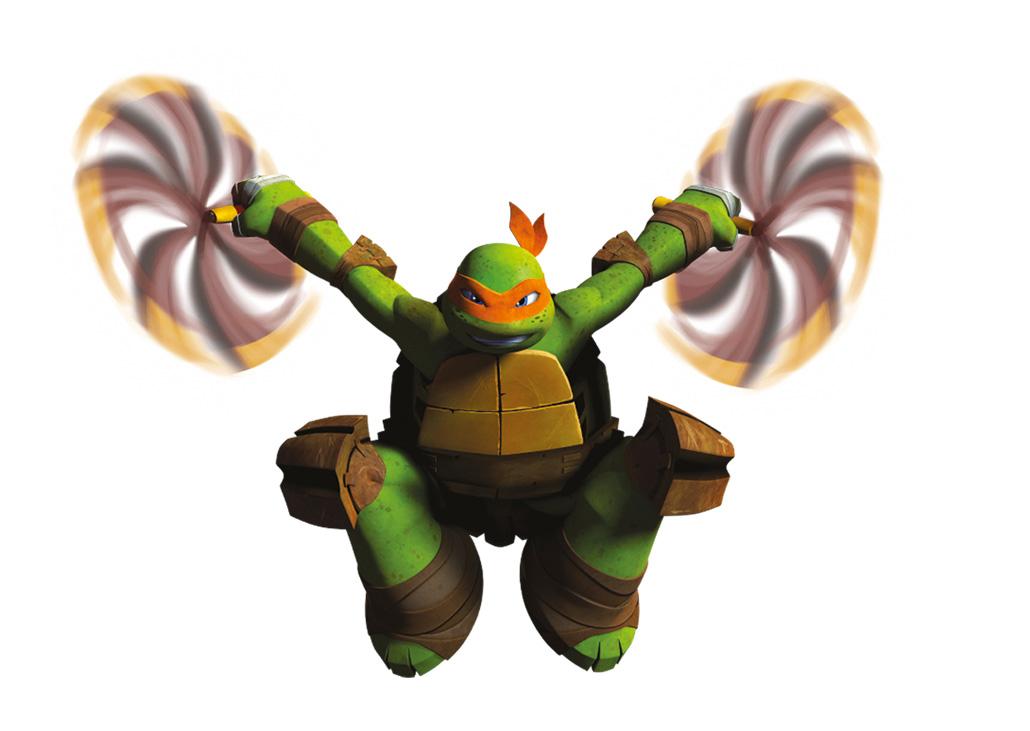 ninja turtles meister