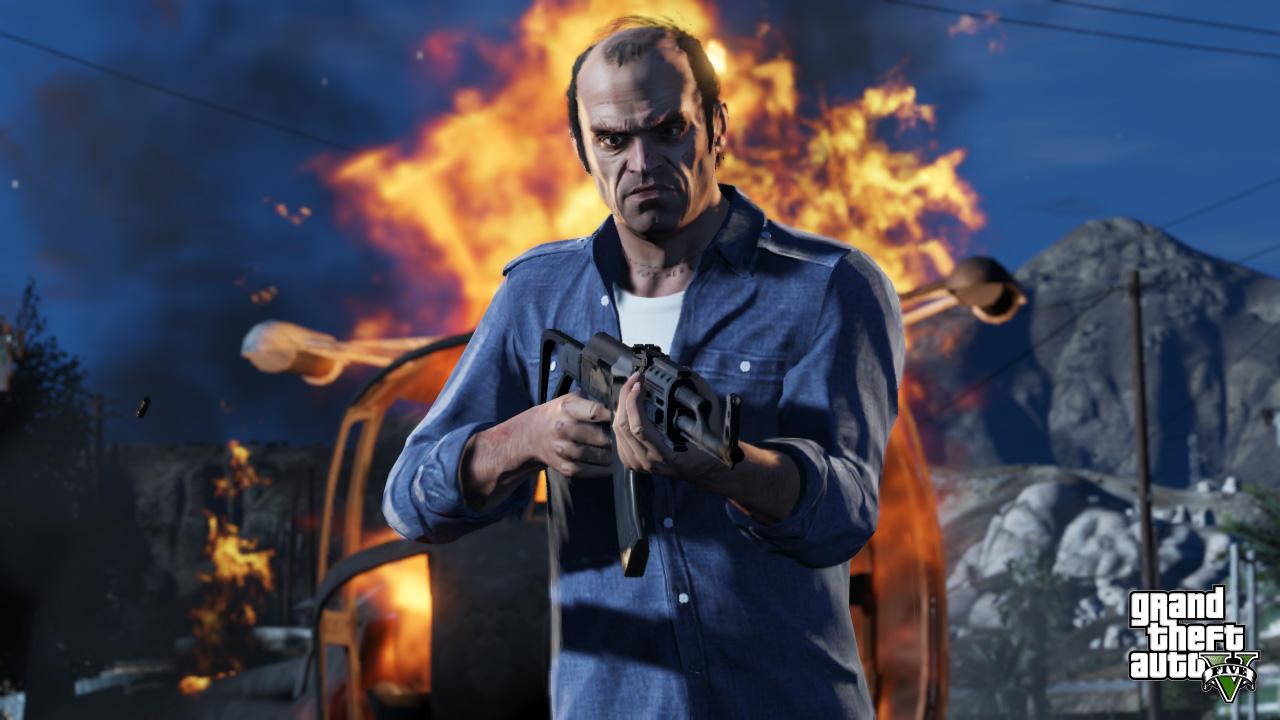 Rockstar hat soeben den Release Termin bekannt gegeben für Grand Theft Auto 5
