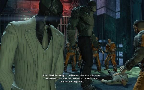 Batman Arkham3