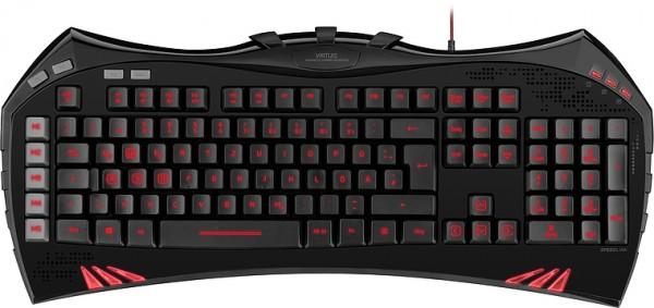 Speedlink Virtuis Gaming Tastatur1
