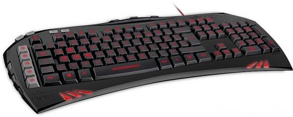 Speedlink Virtuis Gaming Tastatur2