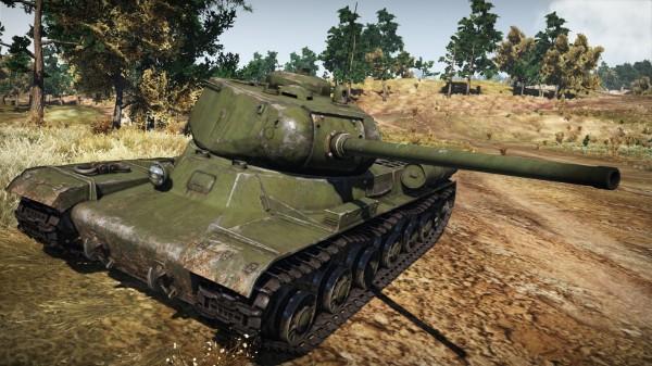 War Thunder - Is-1_hd