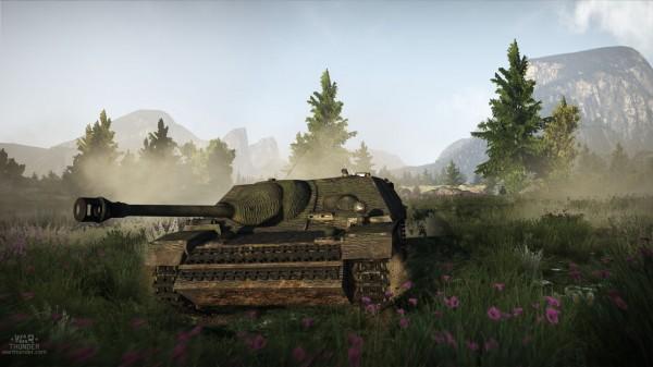 War Thunder - jdpz_hd