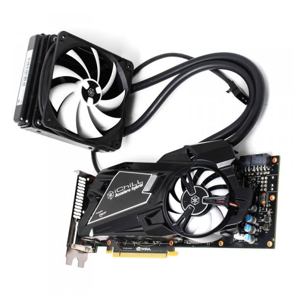 Inno3D GeForce GTX Titan Black iChill Accelero Hybrid, 6144 MB DDR5