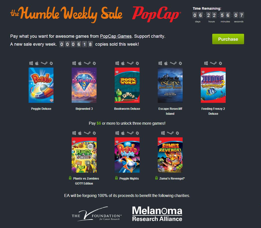 !!BETTER!! Download Hx Patcher S60v3 Humble_Weekly_Sale_PopCap