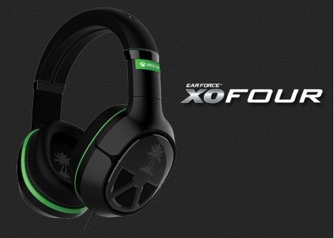 Turtle Beach Ear Force Xo Four Headset
