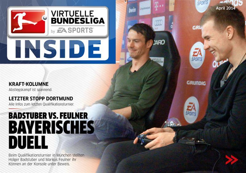 Virtuelle Bundesliga 2020