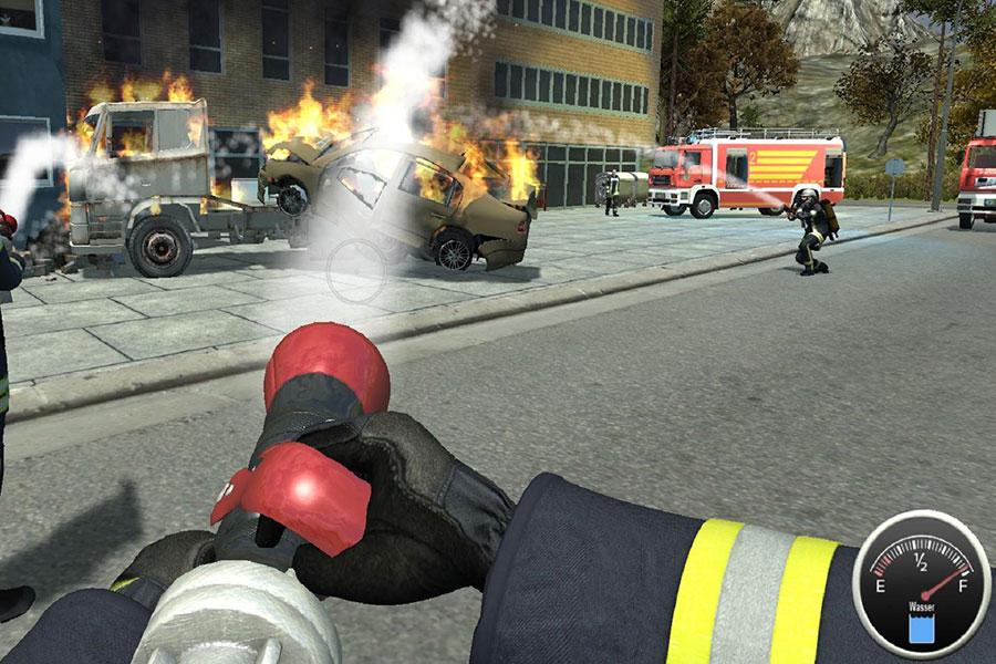 Feuerwehr 2014: Die Simulation - Brandheiße ...