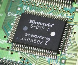 Soundchip des Super Nintendo