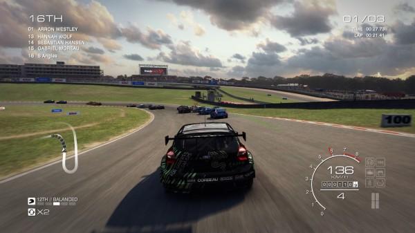 GRID Autosport - Touring