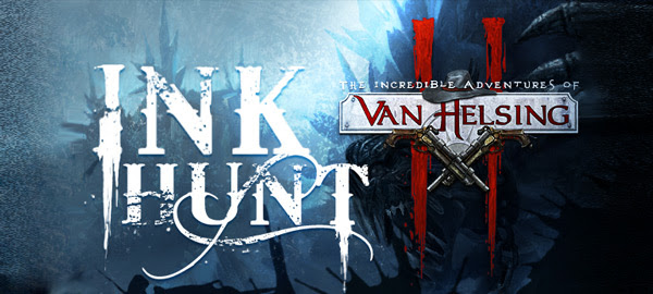Ink Hunter Logo Bild