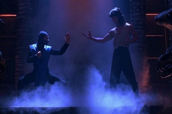 Sub Zero vs. Liu Kang Quelle: Mortal Kombat (BD)