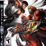 Street Fighter IV (PS3 Cover, 2009)