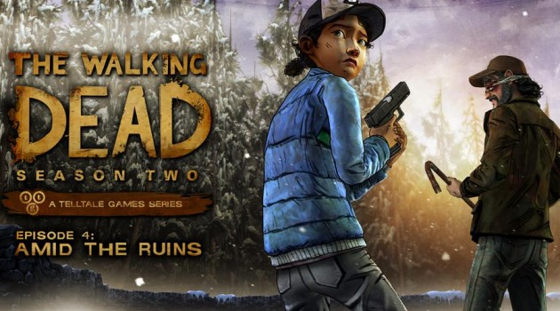The Walking Dead: Amid the Ruins