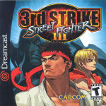 Street Fighter III (Dreamcast-Version)