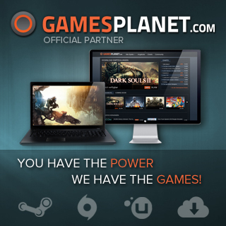 gamesplanet Twitch Logo