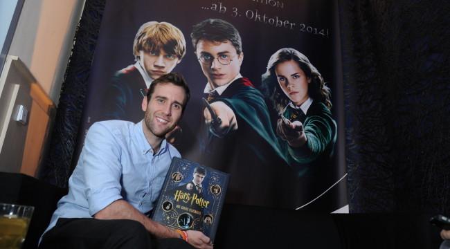 Harry Potter The Exhibition - Matthew Lewis