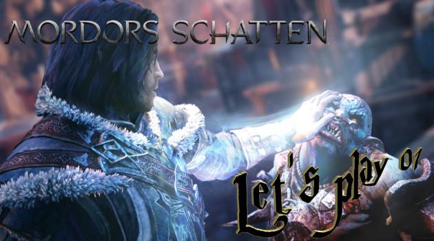 Mittelerde - Mordors Schatten #Let's play 01
