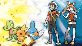 Pokémon Omega Rubin Und Alpha Saphir Informationen Zu Legendären