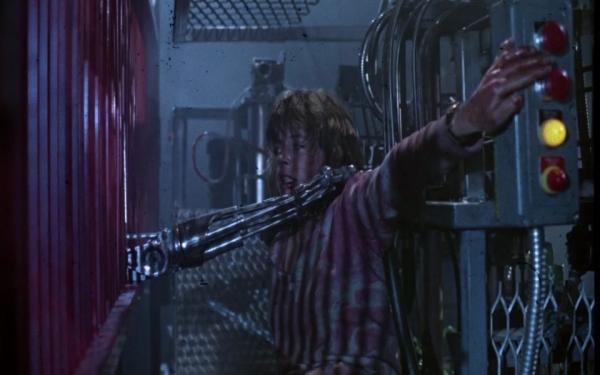 You're terminated, F*cker! Quelle: The Terminator - BluRay-Fassung