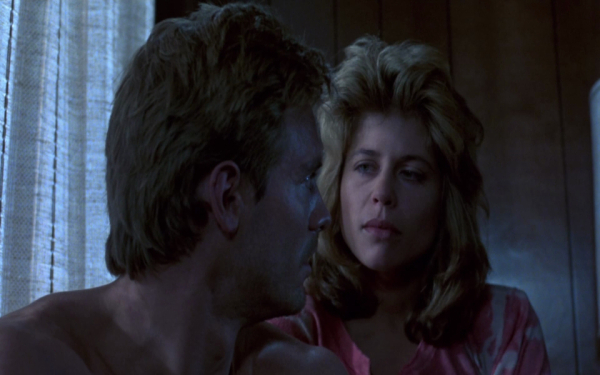 Kyle Reese und Sarah Connor Quelle: The Terminator - BluRay-Fassung