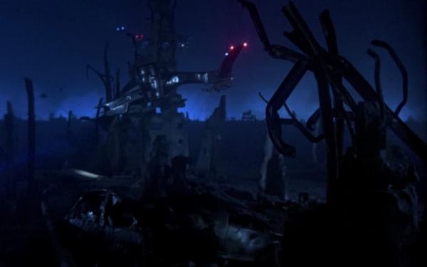Eine gefährliche Zukunft Quelle: The Terminator - BluRay-Fassung