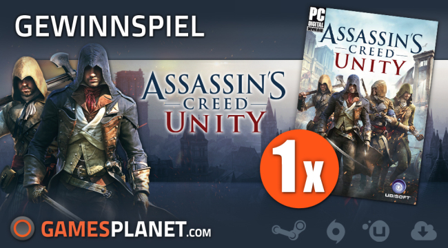 Assassin´s Creed Unity Give Away
