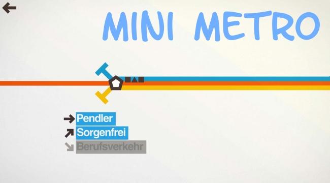 Mini Metro TN