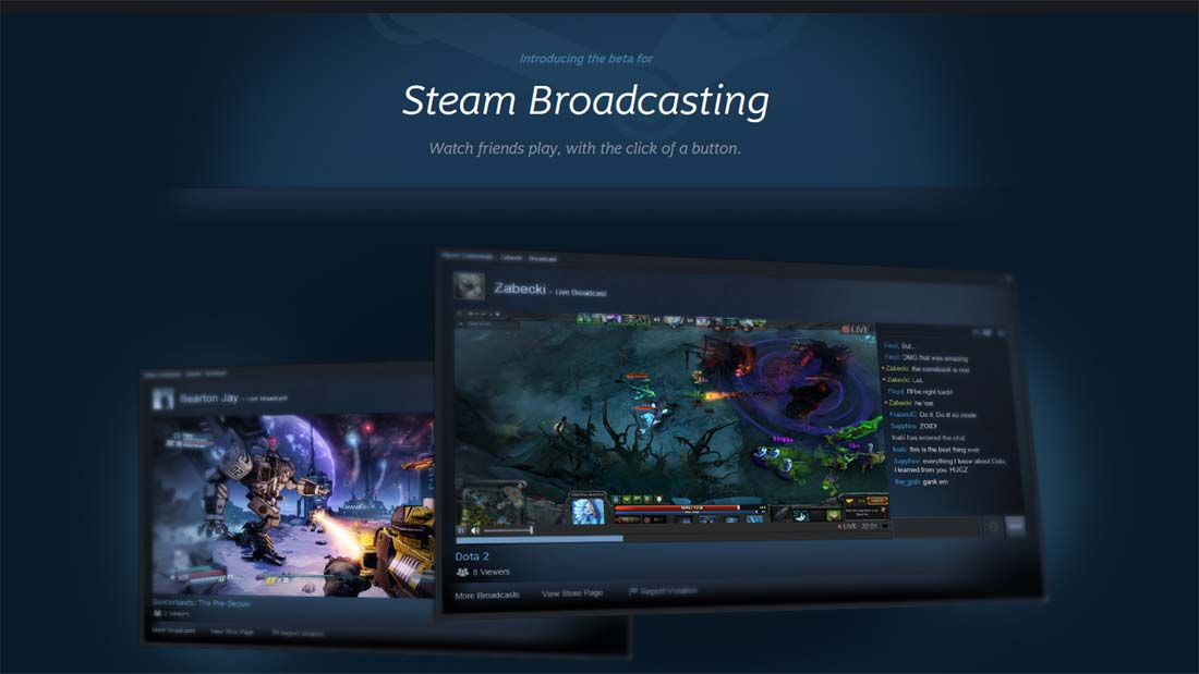 steambroadcasting