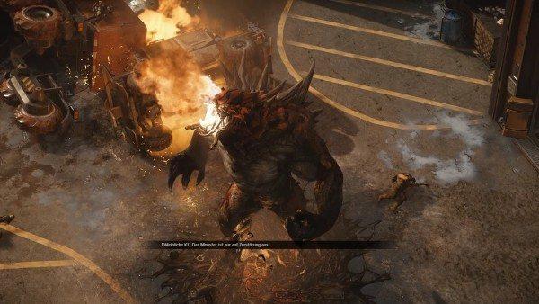 Evolve Monster 1