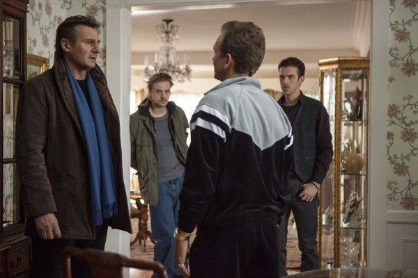 A Walk Among Tombstones 2