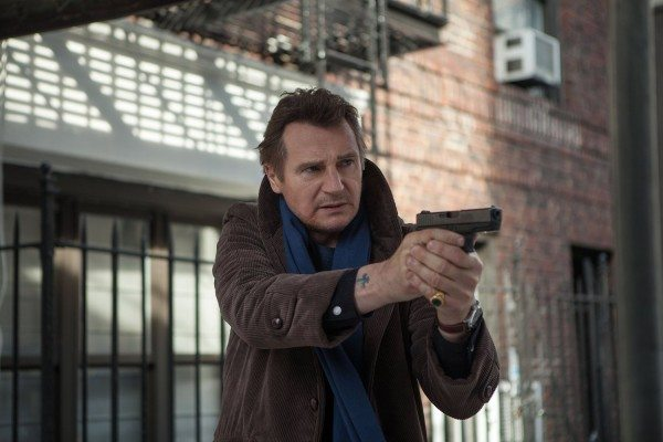 A Walk Among Tombstones