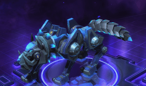 Heroes of the Storm Cyberwolf