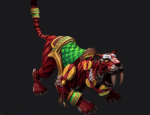 Heroes of the Storm  Mondfest - Tiger